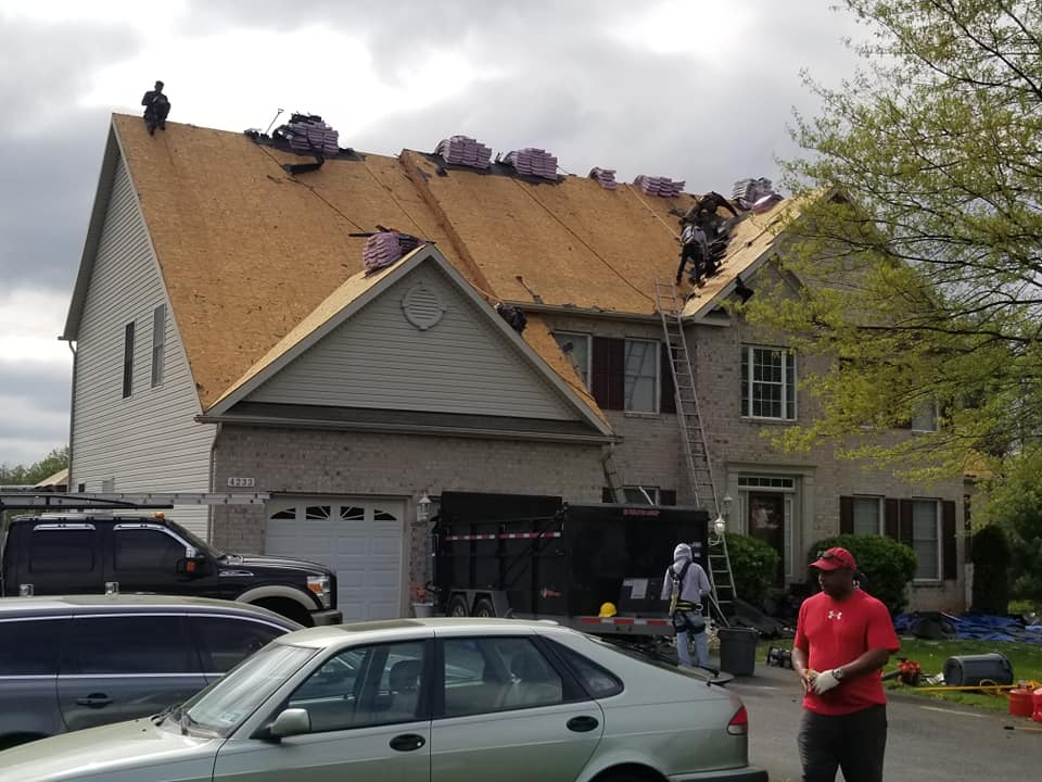 Baltimore County Roof Repair E&A Contracting