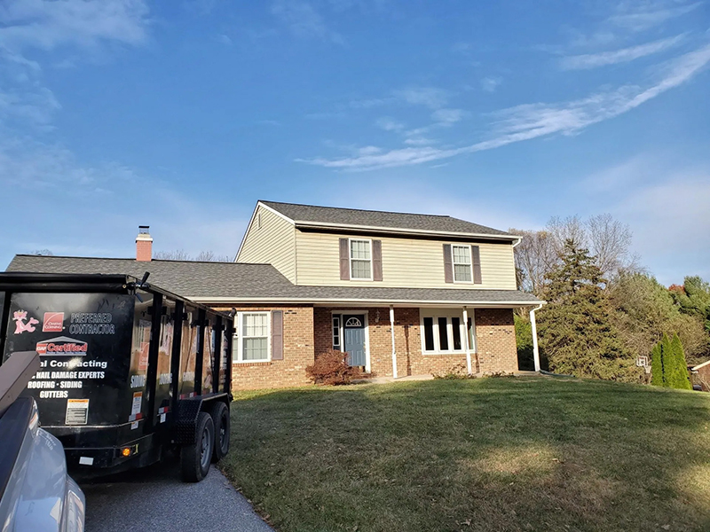 EA Gutter Replacement Maryland