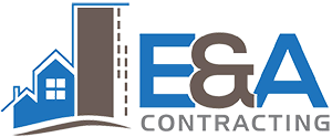 E and A Contracting Logo