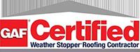 GAF Certified Steep Slope